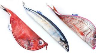 творческие сумки похожие на рыб, фото 1