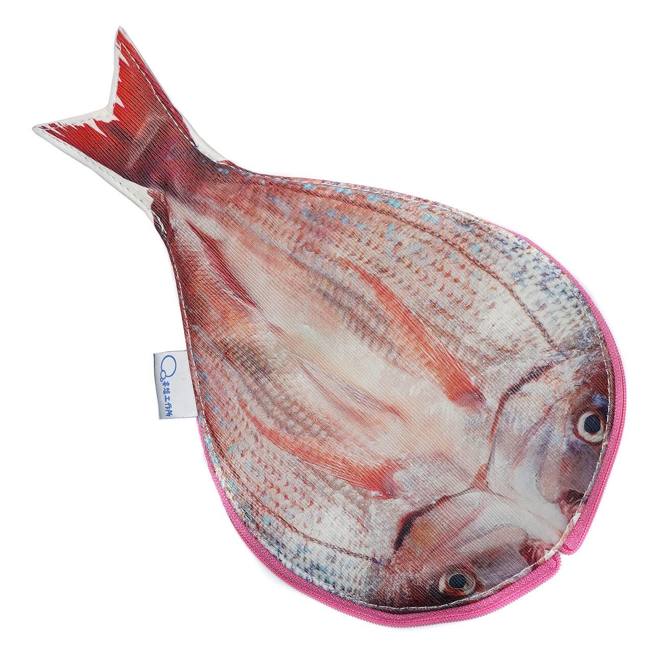 творческие сумки похожие на рыб, фото 7