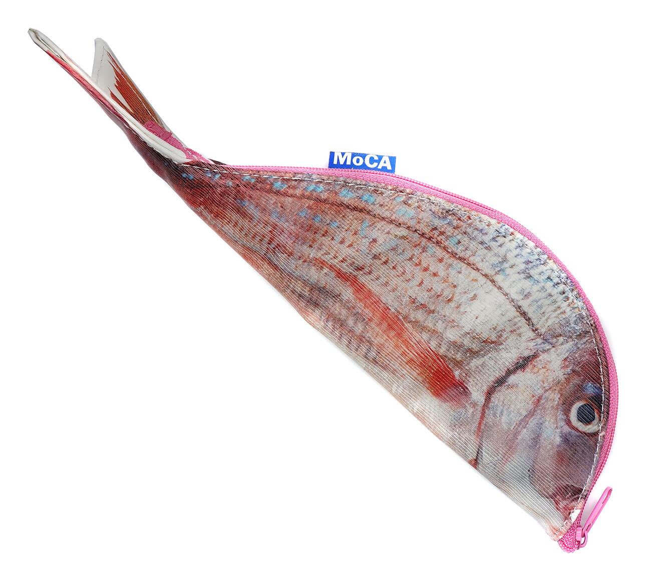 творческие сумки похожие на рыб, фото 8