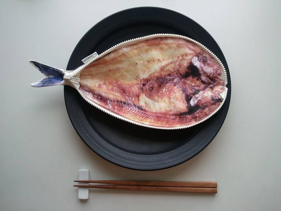 творческие сумки похожие на рыб, фото 9