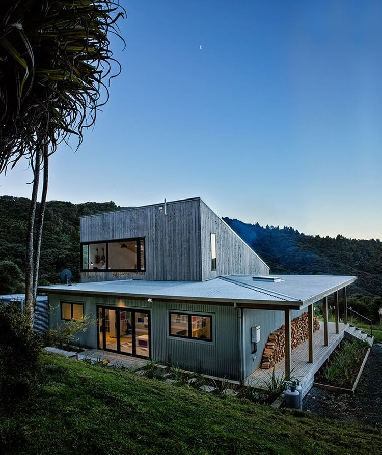 Современный дом в Новой Зелендии, фото 6