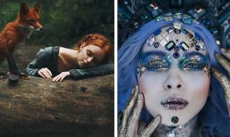 5 феерических фото коллекций, вдохновленных сказками