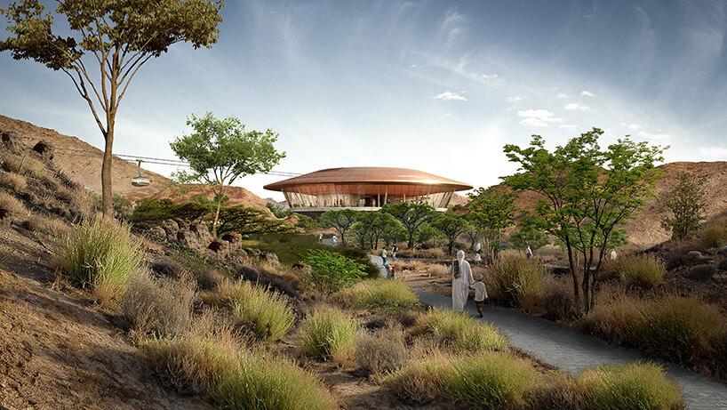 Оманский ботанический сад, фото 3