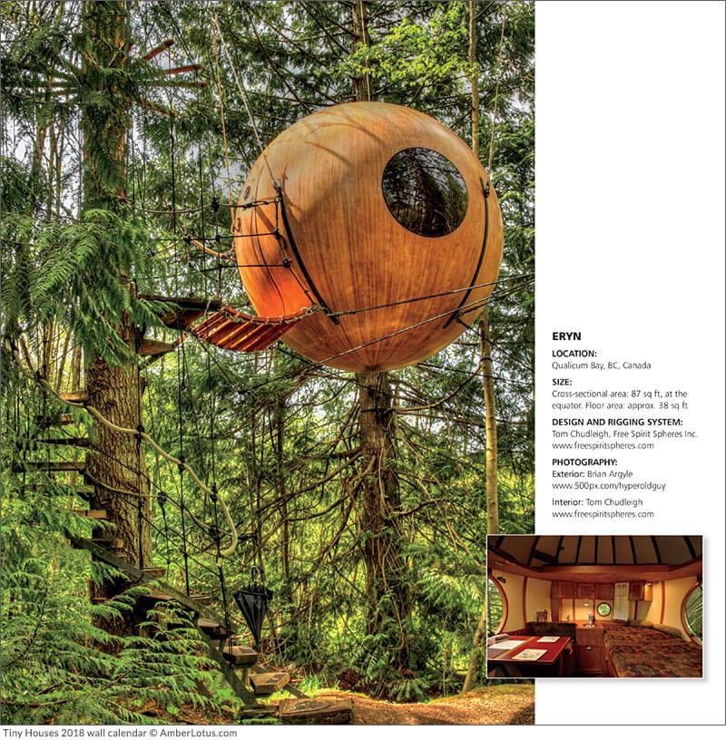Необычный крошечный дом, фото 6