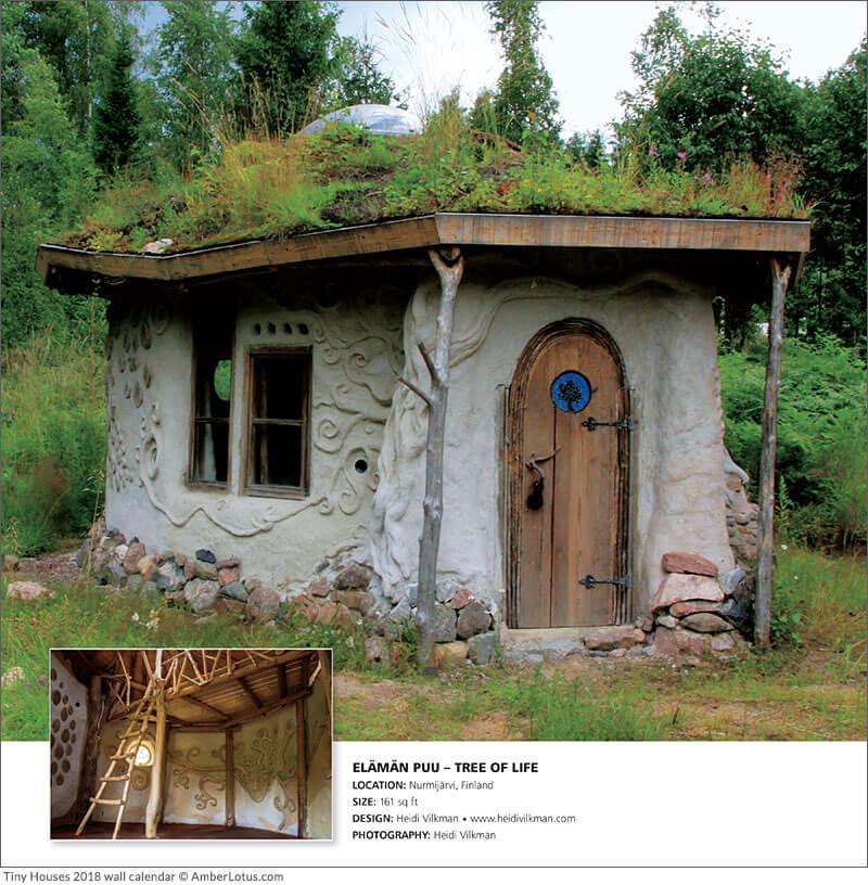 Необычный крошечный дом, фото 9
