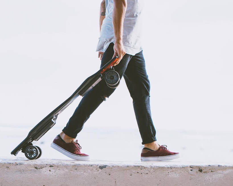 Электрический скейтборд Stark Mobility, фото 1