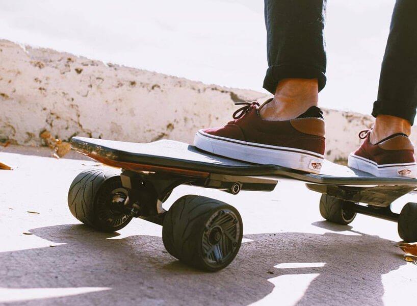Электрический скейтборд Stark Mobility, фото 4