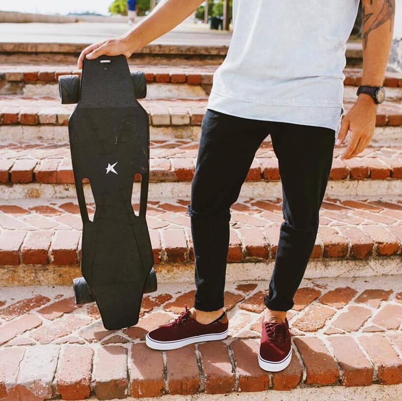 Электрический скейтборд Stark Mobility, фото 5