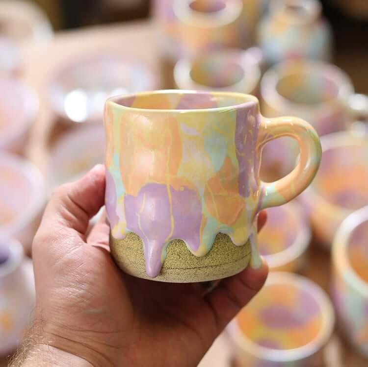 Керамика в «сахарной глазури», фото 13