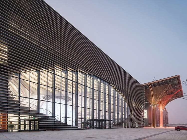 Библиотека Тяньцзинь Биньхай, фото 1