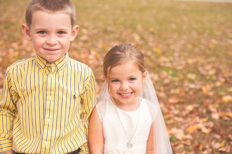 Свадебная фотосессия 5 летней девочки, фото 3