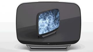Ретро-модель телевизора, фото 1