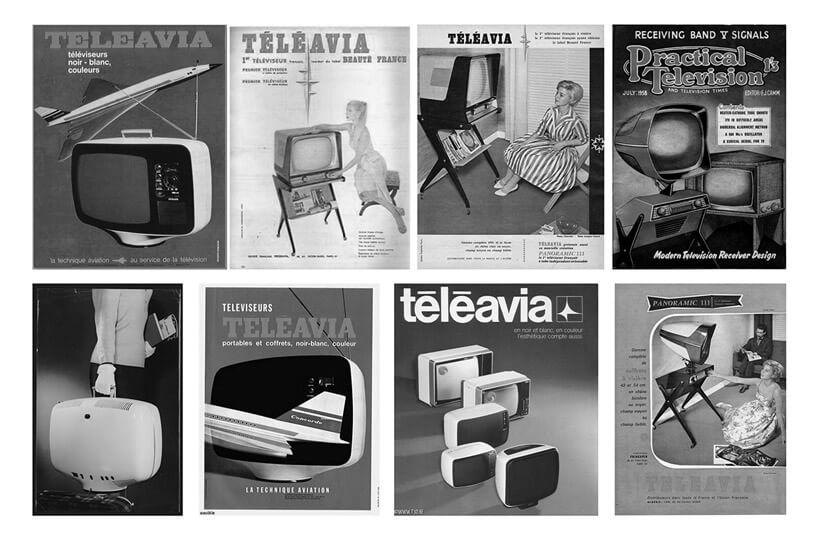 Во время работы PDF Haus вдохновлялись ретрофутуристическим дизайном оригинальной модели от Teleavia