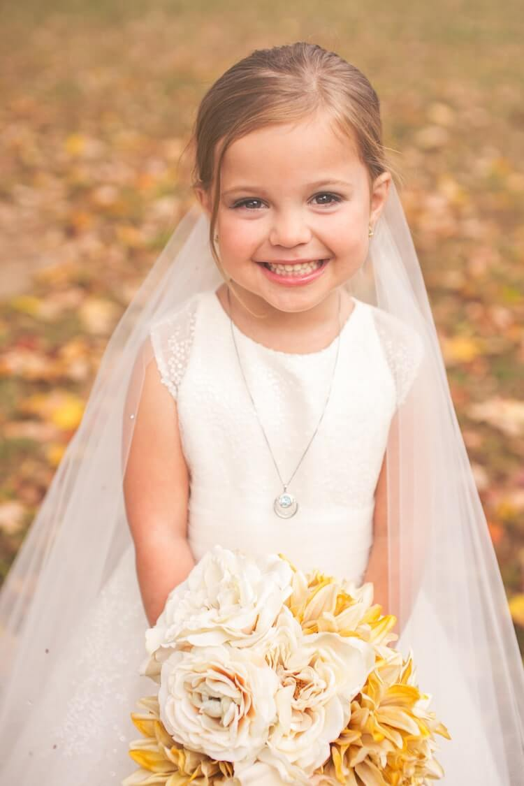 Свадебная фотосессия 5 летней девочки, фото 1
