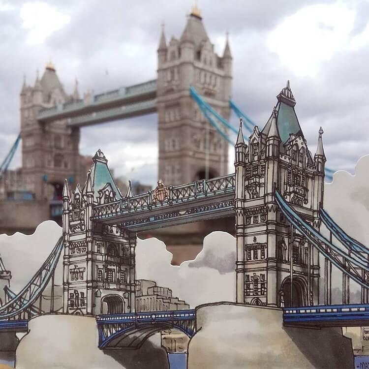 Скетчи Лондона, фото 9