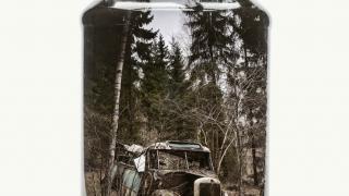 Фотографии природы в стекляных банках, фото 11
