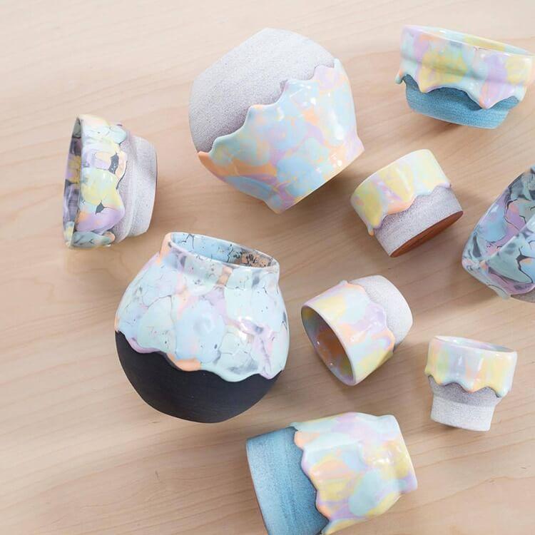 Керамика в «сахарной глазури», фото 7