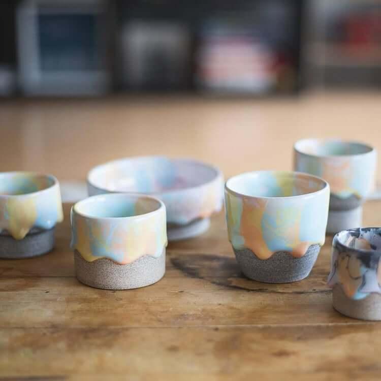 Керамика в «сахарной глазури», фото 10