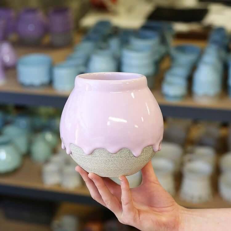 Керамика в «сахарной глазури», фото 11