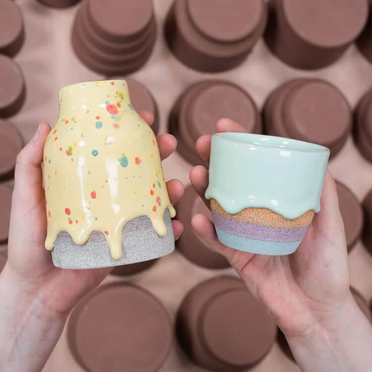 Керамика в «сахарной глазури», фото 4