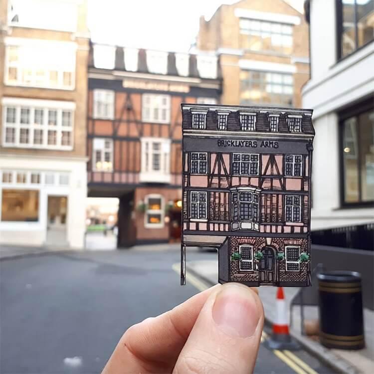 Скетчи Лондона, фото 3