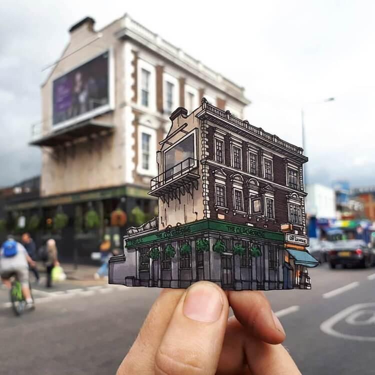 Скетчи Лондона, фото 4