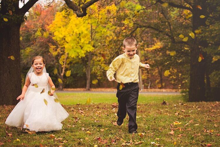 Свадебная фотосессия 5 летней девочки, фото 7