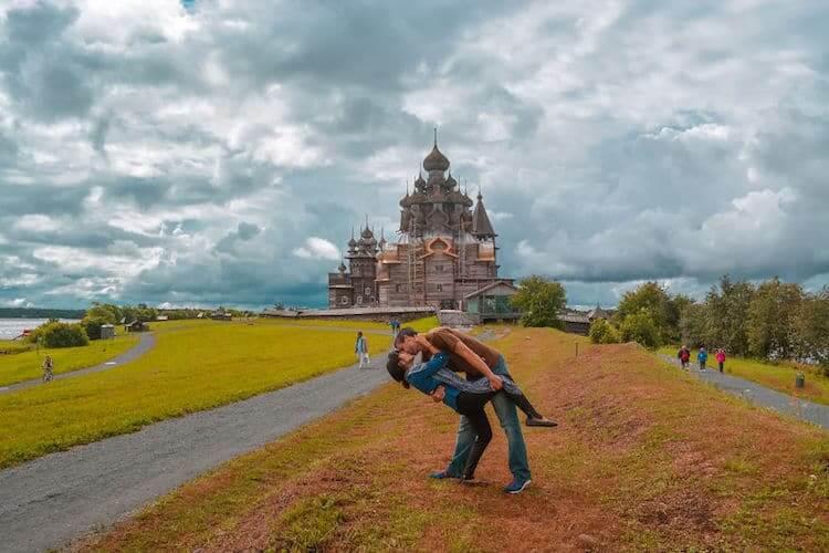 Супруги путешественники, фото 12