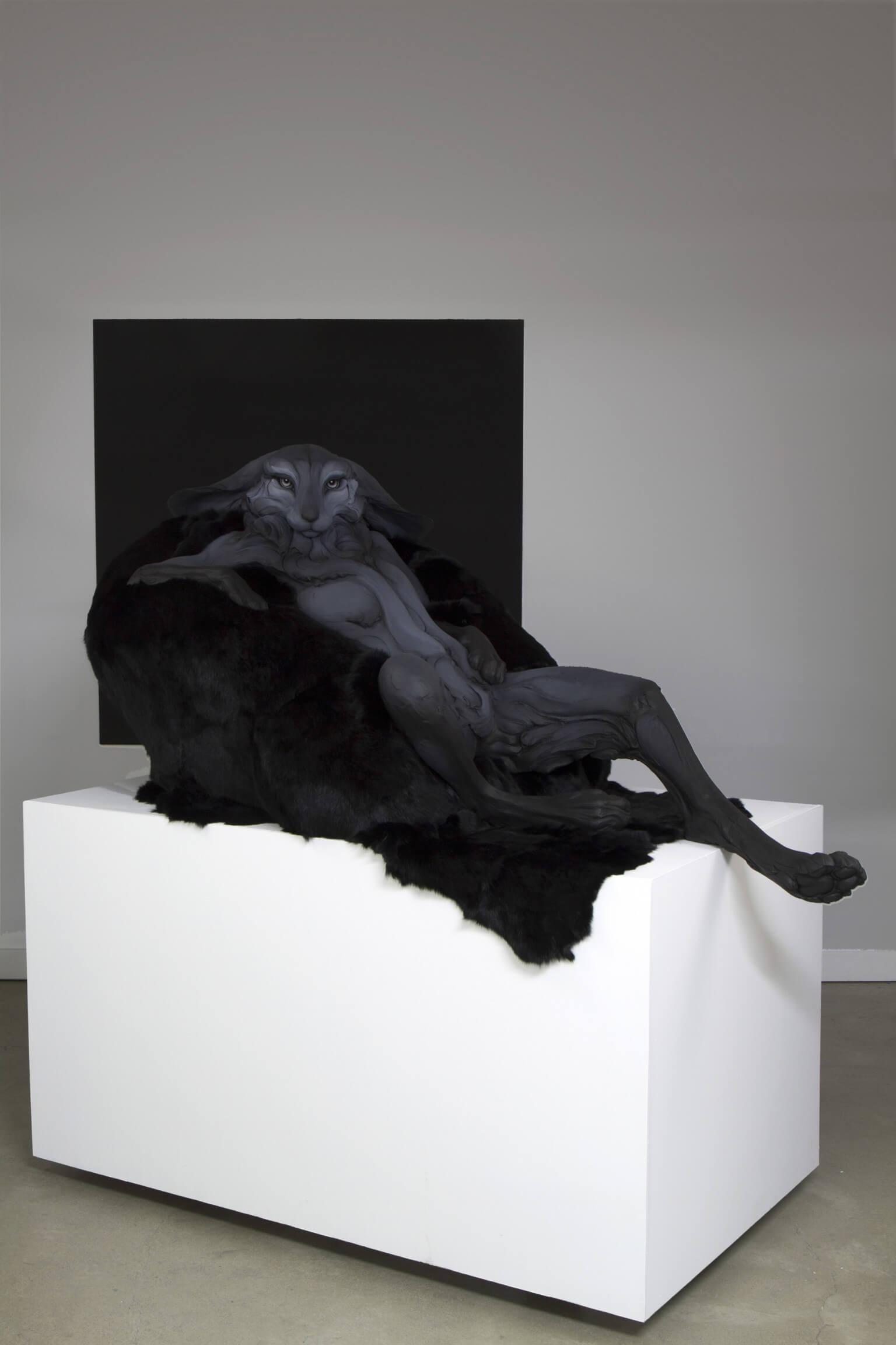 скульптуры животных с человеческими эмоциями, фото 5