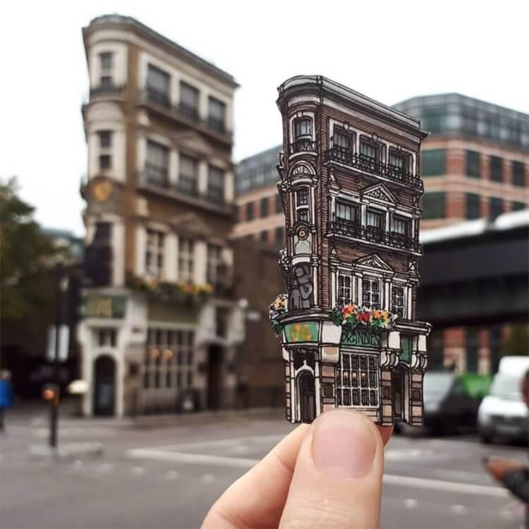 Скетчи Лондона, фото 7