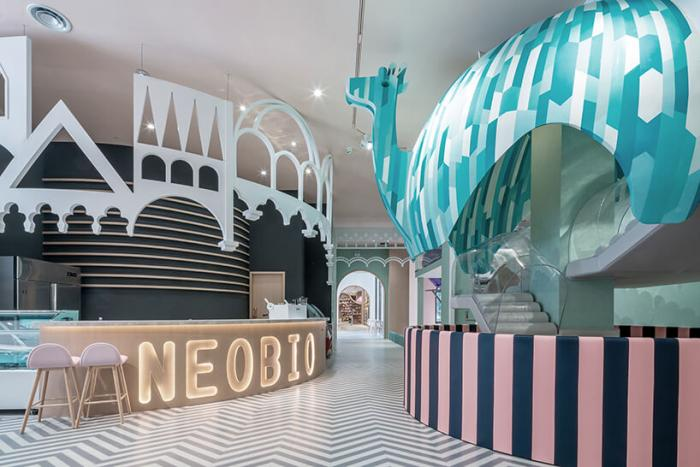 Детский ресторан Neobio – радость как для детей, так и для родителей