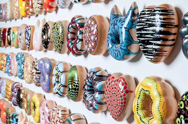 Пончики с керамической глазурью, фото 13