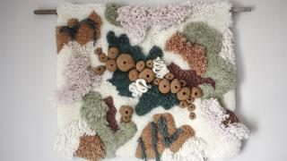 Натуральный текстиль из природных материалов, фото 5