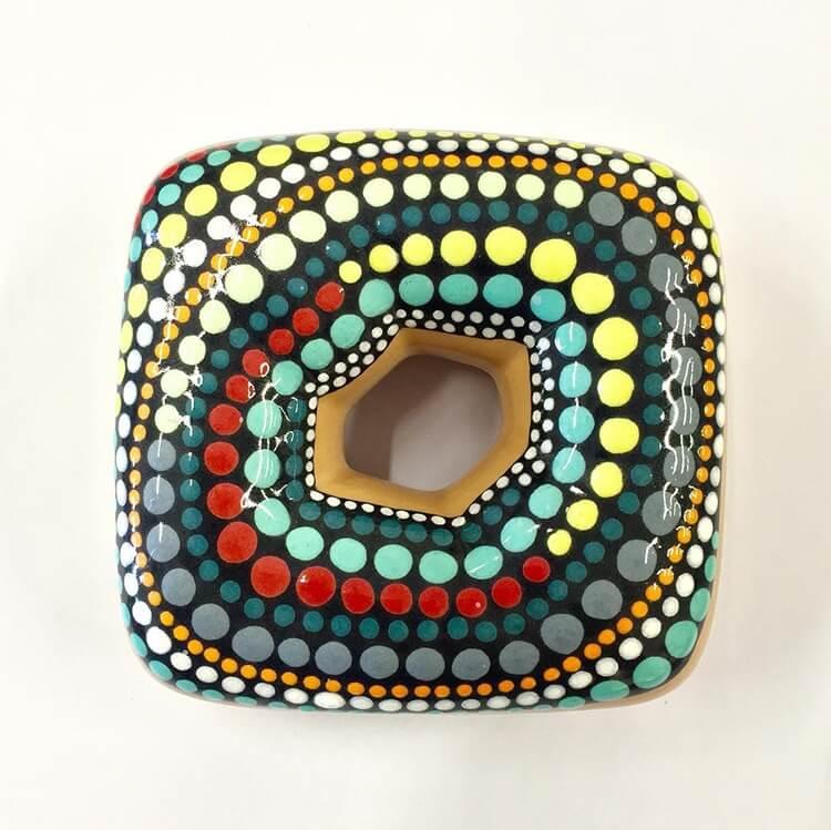 Пончики с керамической глазурью, фото 14