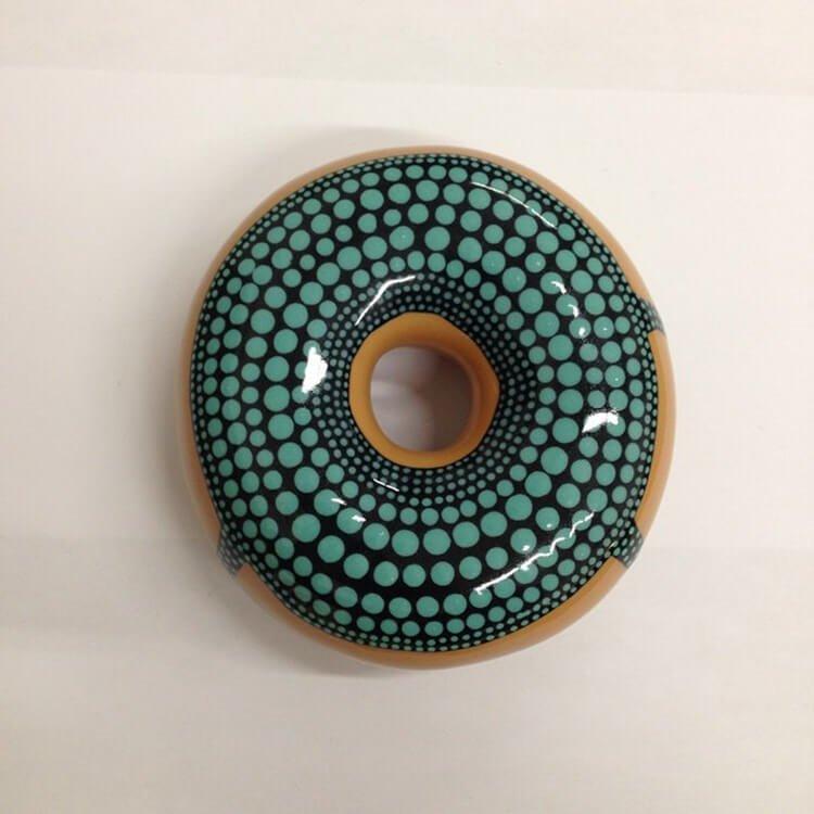 Пончики с керамической глазурью, фото 11
