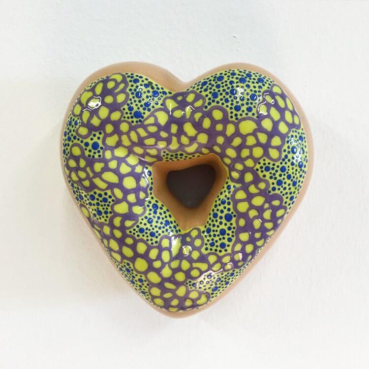 Пончики с керамической глазурью, фото 12