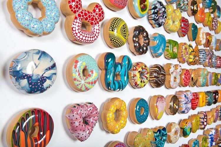 Пончики с керамической глазурью, фото 3