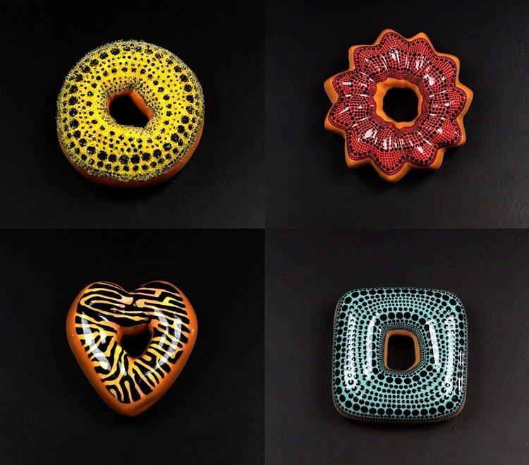 Пончики с керамической глазурью, фото 4