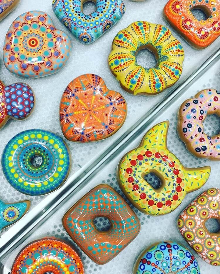 Пончики с керамической глазурью, фото 5