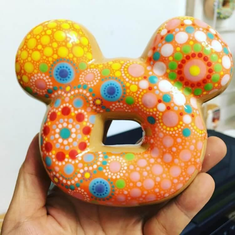 Пончики с керамической глазурью, фото 7