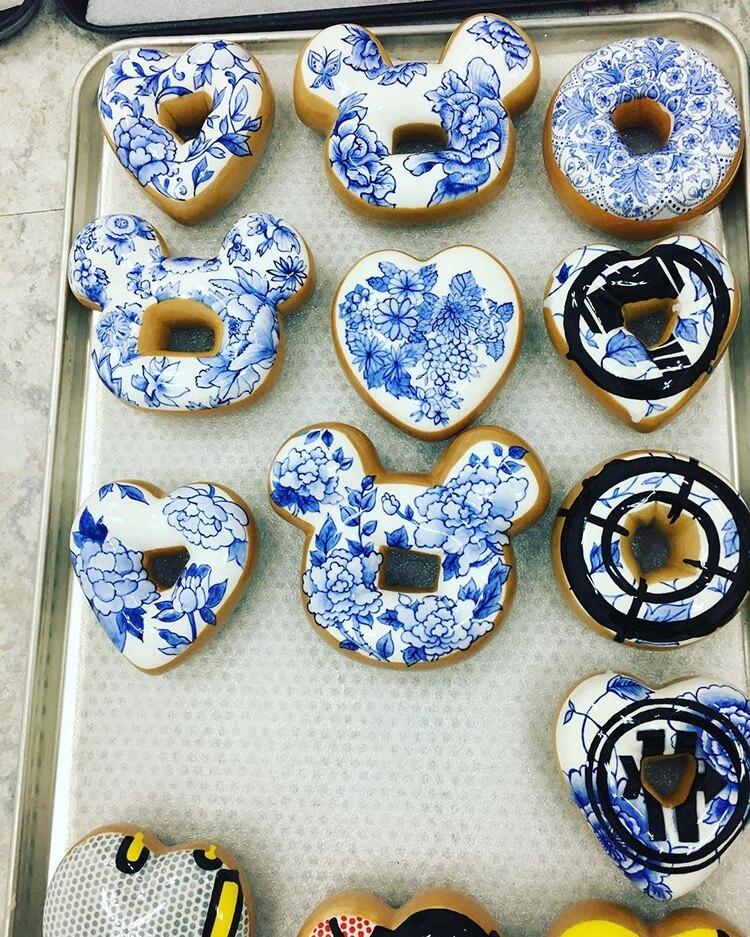Пончики с керамической глазурью, фото 8