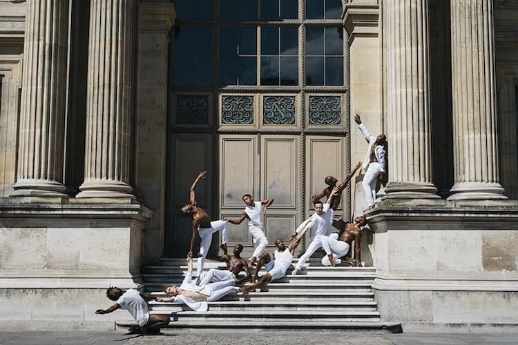 Танцоры балета на городских улицах, фото 5
