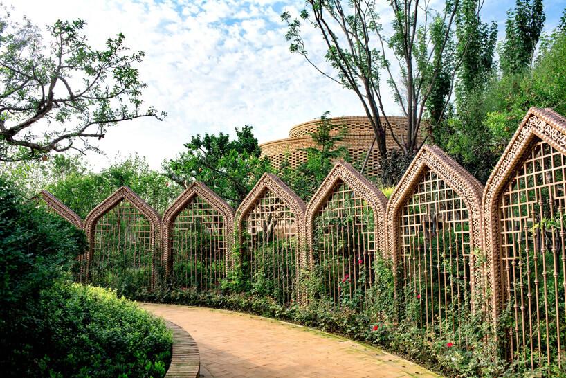 Сад кольцеобразной формы, фото 4