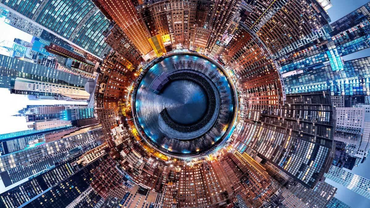 600 мегапиксельная фотография Манхєттена, фото 2