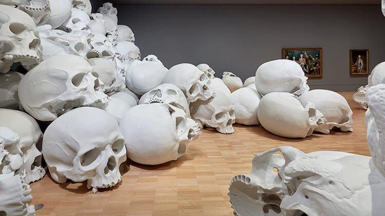 Инсталляция «Масса», фото 3