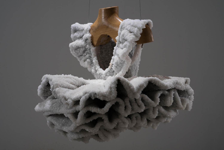 скульптуры из морской соли, Сигалит Ландау, Фото 1