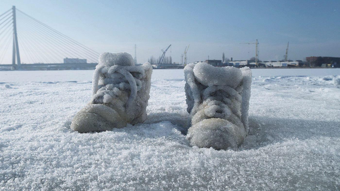 скульптуры из морской соли, Сигалит Ландау, Фото 7