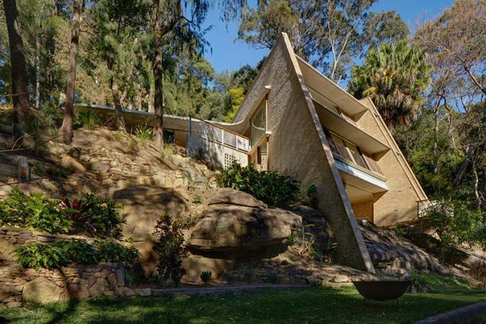 Идиллические резиденции в великих австралийских ландшафтах от Питера Стучбери