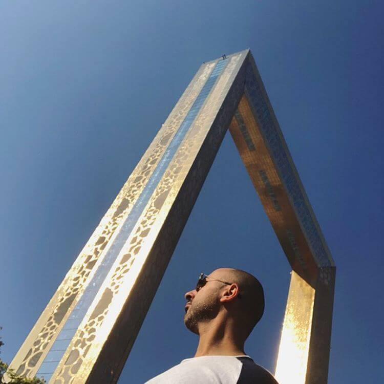 Фоторамка в Дубае, фото 2