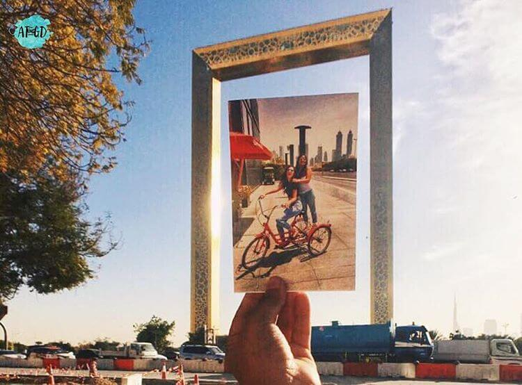 Фоторамка в Дубае, фото 4